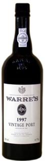 Warre's Port Vintage 1997 750ml